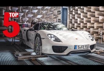 Top 5 van Porsche-symfonieën #1