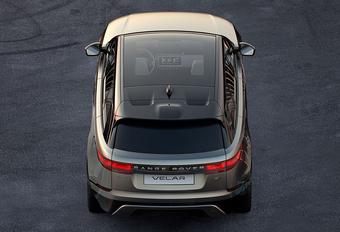 Officieel: Macan-concurrent van Range Rover heet Velar #1