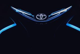 Toyota i-Tril: hangende elektrische auto #1