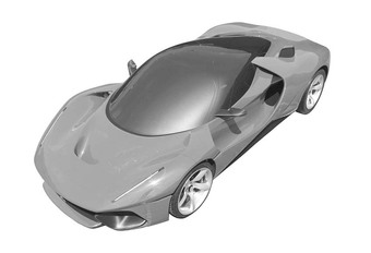 Ferrari : un brevet bien mystérieux #1