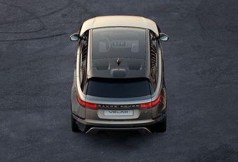 Range Rover Velar: de vierde Range #1
