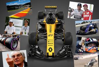 Alles over het nieuwe F1-seizoen 2017! #1