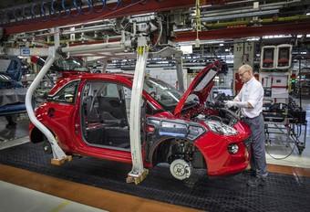 Rachat d'Opel : PSA rassure les travailleurs #1