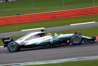 Blijft de AMG-Mercedes W08 even dominant? #1