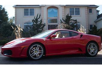BIJZONDER: Voormalige Ferrari F430 van Trump te koop #1