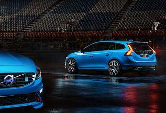 Volvo zet zijn Polestar-modellen onder stroom #1