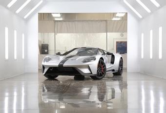 Ford GT Competition Series verliest gewicht, wint focus #1