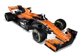 De McLaren-Honda MCL32 van Stoffel Vandoorne!!! #1