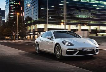 Porsche Panamera E-Hybrid nu ook als 680 pk sterke Turbo S #1