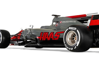 Haas VF-17 moet goede start van vorig jaar bevestigen #1