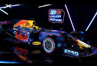 Red Bull gaat met RB13 voor vijfde wereldtitel #1