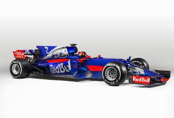 Toro Rosso SRT12 sluit rijtje Formule 1-presentaties af #1