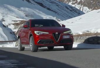 VIDEO - Alle Europese specificaties van de Alfa Stelvio #1