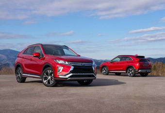 De Mitsubishi Eclipse Cross is klaar #1
