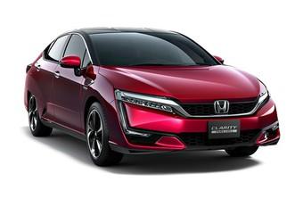 Honda Clarity gaat van 1 naar 3 versies #1