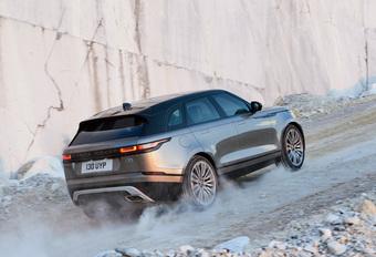 Range Rover Velar : film de présentation #1