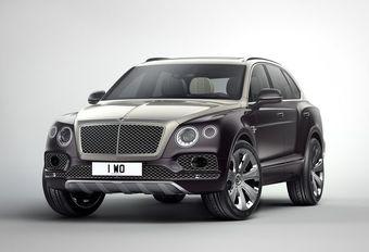 Bentley Bentayga Mulliner: nog meer luxe #1