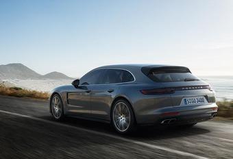 Porsche Panamera Sport Turismo: het nuttige aan het aangename koppelen #1