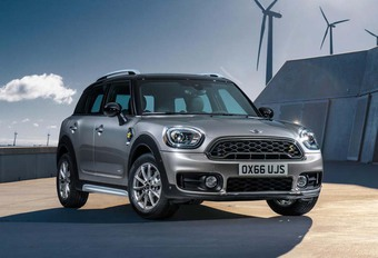 Mini Countryman Hybrid komt in juni #1