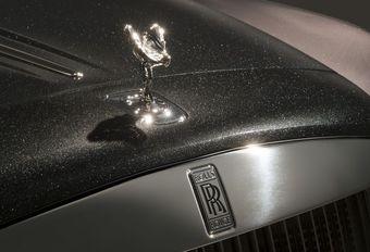 Rolls-Royce in Genève: diamantlak en een Belgisch kunstenaar #1