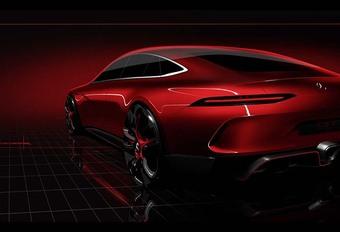 Mercedes-AMG komt met concept naar Genève #1
