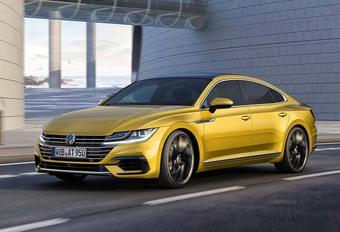 Volkswagen Arteon is sportieve(re) Passat #1