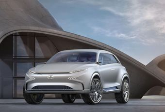 Hyundai FE Fuel Cell Concept: de volgende stap #1