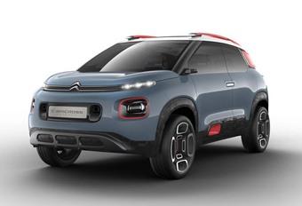 Citroën C-Aircross Concept: Picasso gaat het veld in #1