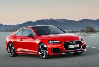Audi RS5 krijgt een V6 #1