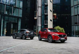 Mazda in Genève met nieuwe CX-5 en facelifts #1