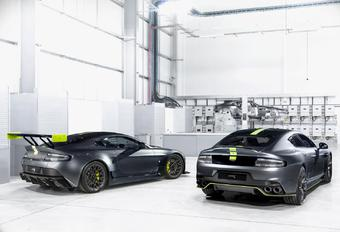 Aston Martin lanceert AMR-lijn