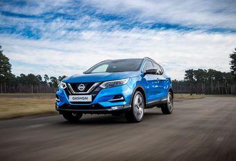 Nissan Qashqai: met professionele copiloot #1