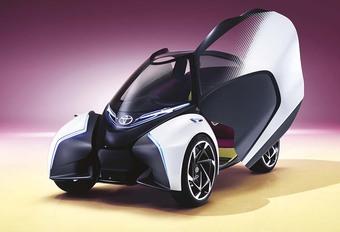 Toyota i-TRIL doet ons uitkijken naar 2030 #1