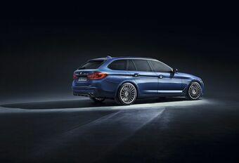 Alpina B5 BiTurbo is bijzonder smakelijk BMW M5-alternatief #1