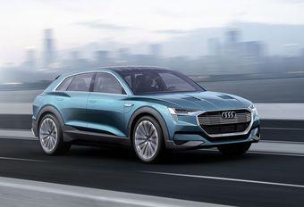 Audi Q6 heet niet Q6… #1