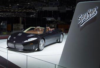 Spyker C8 Preliator Spyder : V8 Koenigsegg #1