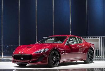 Maserati in Genève: speciale reeks en een zijden interieur #1