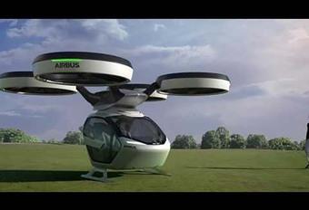 Italdesign en Airbus: Pop-up Concept, de vliegende auto #1