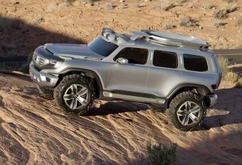 Mercedes GLB: een kleine SUV voor 2019 #1