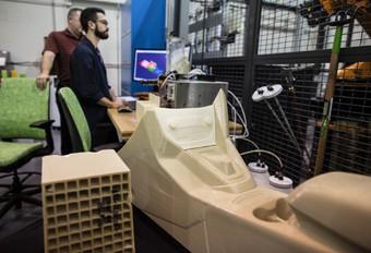 Ford gaat onderdelen 3D-printen #1