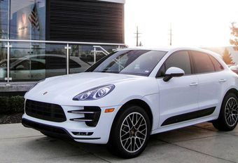 Porsche Macan elektrisch tegen 2020 #1