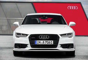 Audi gaat voor een minder uniform design? #1