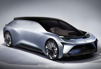 Nio Eve Concept gaat voor elektrisch en autonoom #1