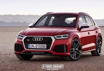 Audi Sport lanceert 8 nieuwe modellen tegen eind 2018 #1