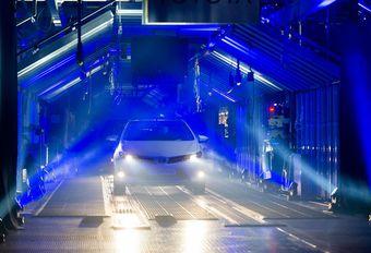 Toyota investeert in zijn Britse fabriek #1