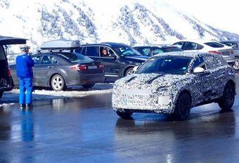 Jaguar E-Pace, een compacte SUV voor 2018 #1