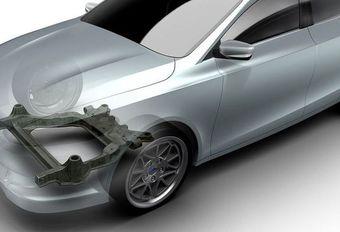Ford-modellen met koolstofvezel onderdelen? #1