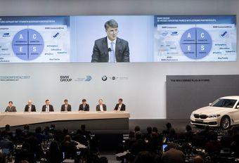 BMW : l'annonce du renouveau  #1