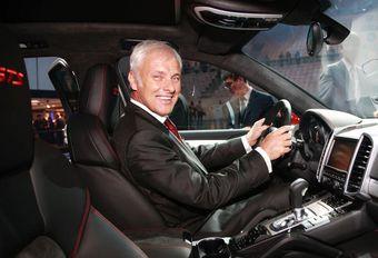 Bilan et nouvelle stratégie du groupe Volkswagen #1