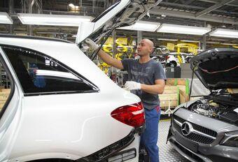 Volgende Mercedes A-Klasse wordt in Finland geassembleerd #1